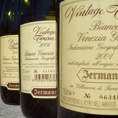 VINTAGE TUNINA 2001 JERMANN