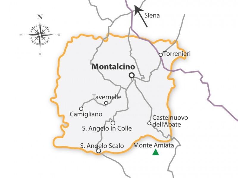 ROSSO DI MONTALCINO, UN PERFETTO INTERPRETE DEL TERRITORIO