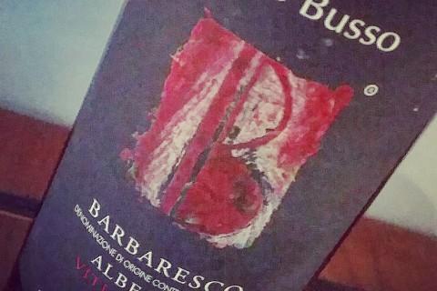 BARBARESCO ALBESANI VECCHIE VITI 2010 PIERO BUSSO